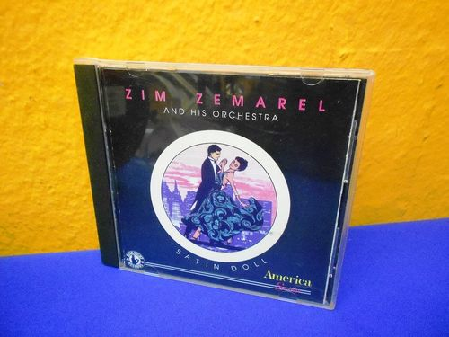 Zim Zemarel Satin Doll HCD-243 made in USA