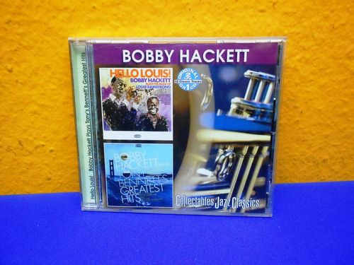 Bobby Hackett Hello Louise / Plays Tony's Bennett's CD