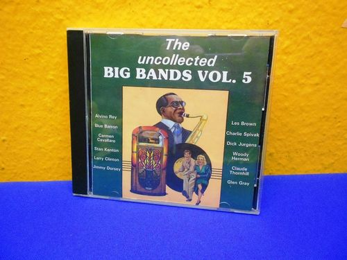 The Uncollected Big Bands Volume 5 CD