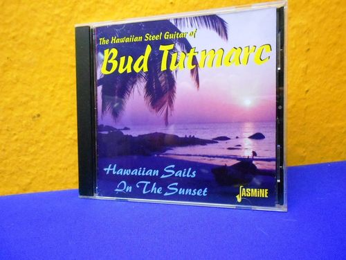 The Hawaiian Steel Guitar of Bud Tutmarc CD