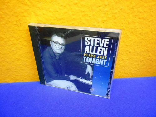 Steve Allen plays Jazz Tonight CCD-4548