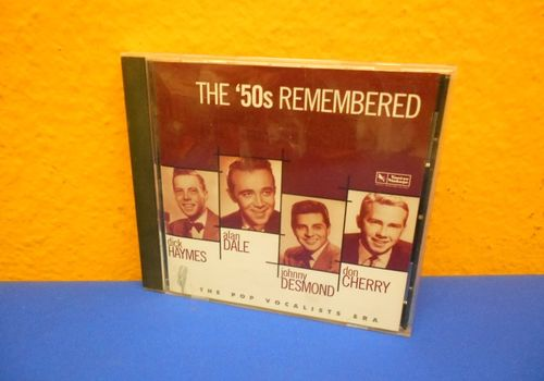 The 50s Remembered Haymes Dale Desmond & Cherry
