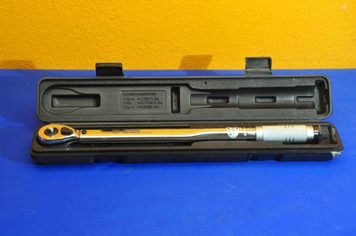 "Helpmate automatic torque wrench 1/2 ""drive 42-210 Nm"