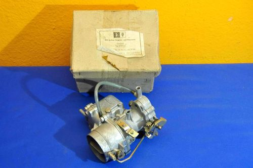 Carburettor type 40 F 1-16 for Barkas truck B100
