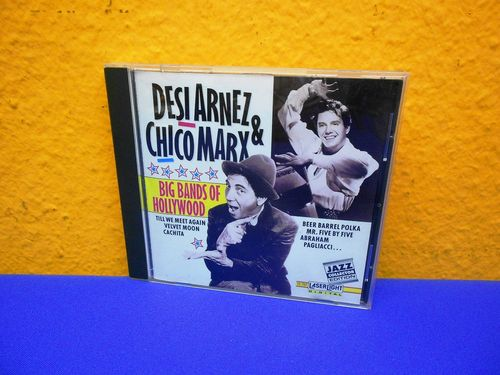 Desi Arnez & Chico Marx Big Bands of Hollywood
