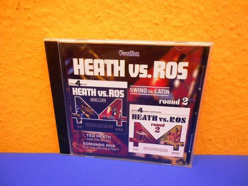 Heath vs. Ros Latin vs. Swing CDLK 4123