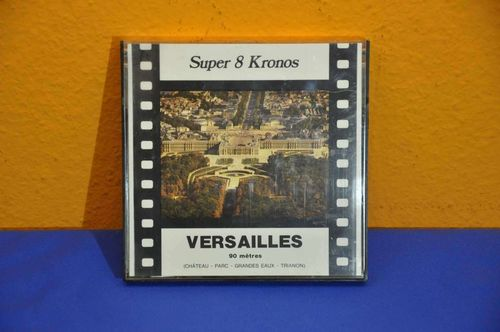 Versaille Super 8 Film Kronos 90 m