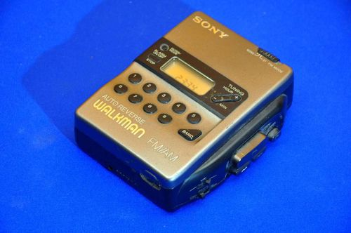 Walkman Sony Radio Cassette Player WM-FX40