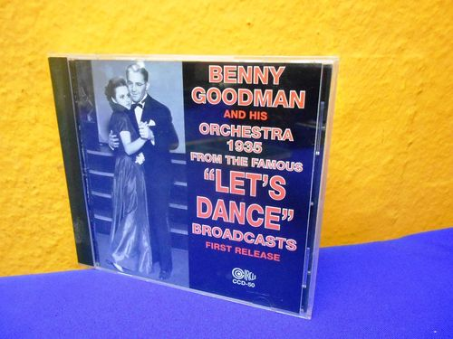 Benny Goodman and his Orchestra 1935 Let's Dance