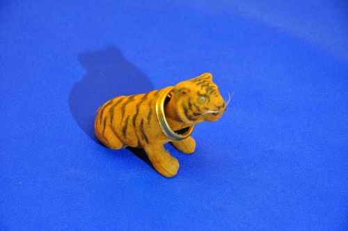 Bobblehead Tiger from the 1960s