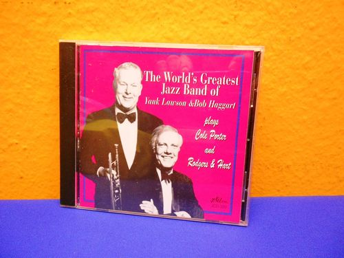 The Worlds greatest Jazzband of Yank Lawson & B. Haggart