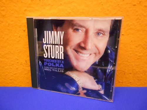 Jimmy Sturr Touched By A Polka CD