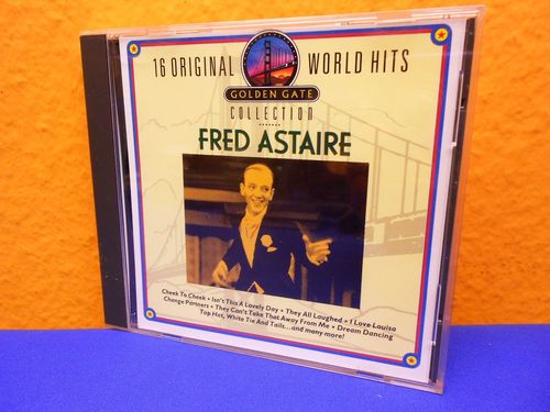 16 Original World Fred Astaire Golden Gate Collection