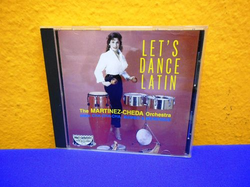 Let's Dance Latin MARTINEZ CHEDA Orchestra
