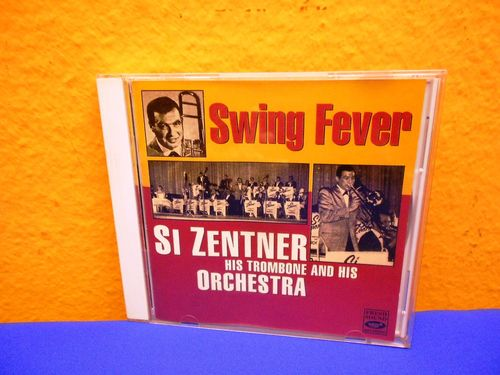 Si Zentner Swing Fever Fresh Sound Records CD