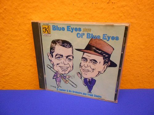 Si Zentner Blue Eyes plays Ol' Blue Eyes CD