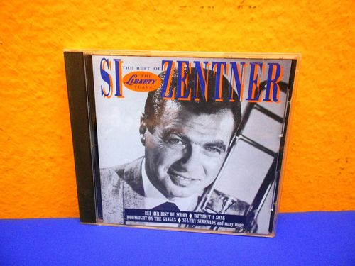 Si Zentner The Best of The Liberty Years CD