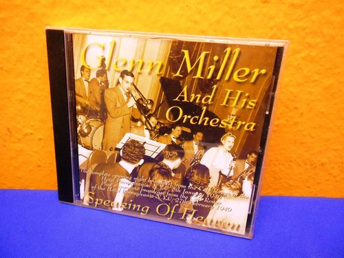 Glenn Miller Speaking Of Heaven Magic CD