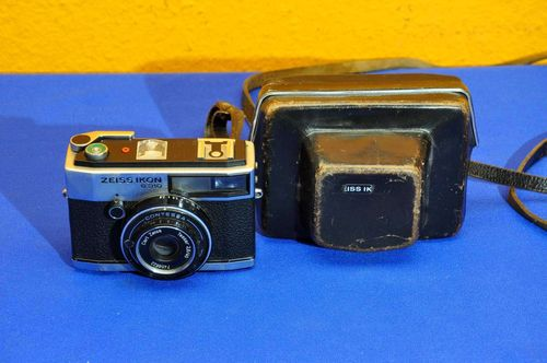 Zeiss Ikon Contessa electronic S310 + Tasche
