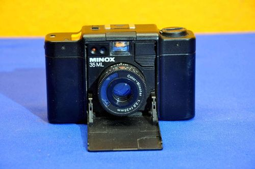 Minox 35 ML mit Color Minotar 1:2,8 35mm