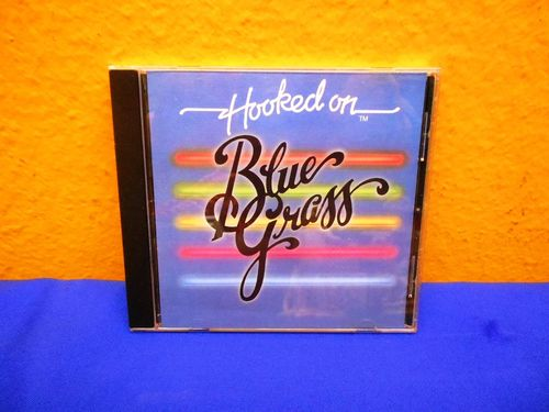 Hooked on Blue Grass by K-Tel 490-2 CD