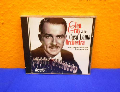Glen Gray & The Casa Loma Orchestra CD