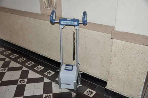 Alber stair climber scalamobil S30 IQ with charger
