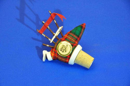 Long John Whisky Bagpipe Pourer