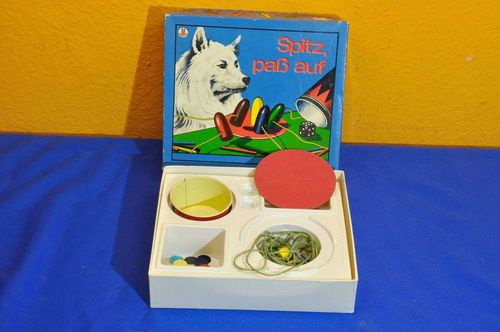Spiele-Schmidt Spitz, paß auf german Game from the 50s