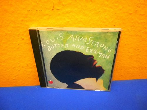 Louis Armstrong Butter And Egg Man Tomato CD