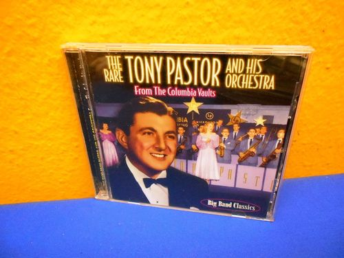 The Rare Tony Pastor From The Columbia Vaults