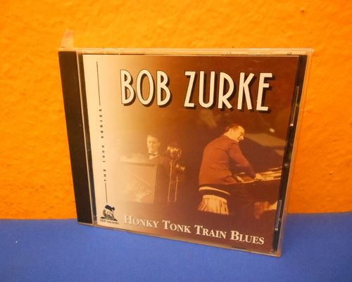 Bob Zurke Honky Tonk Train Blues HEP records