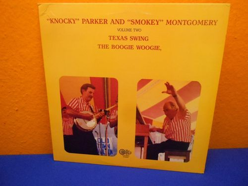 LP Knocky Parker and Smokey Montgomery Vol. 2