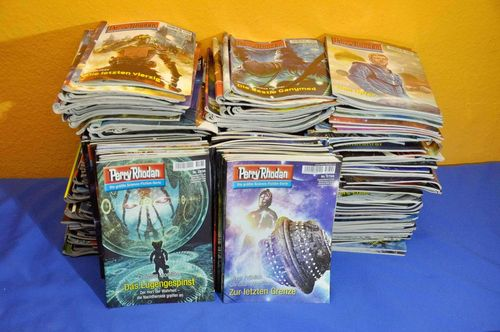 Perry Rhodan Collection 464 issues listed