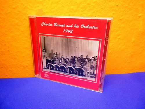 Charlie Barnet and his Orchestra 1942 CD
