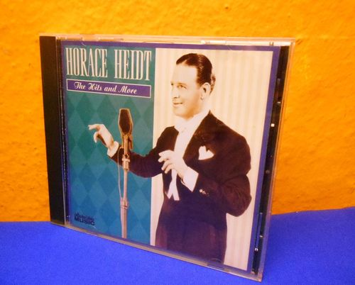 Horace Heldt The Hits and More CCM056-2
