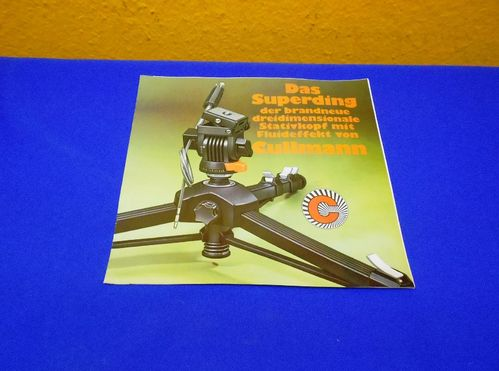 Cullmann Tripod Prospect West Germany