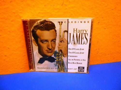 Harry James ENHANECED CD