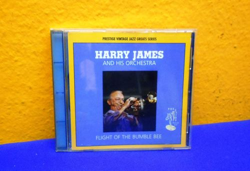 Harry James Flight of the Bumble Bee CD