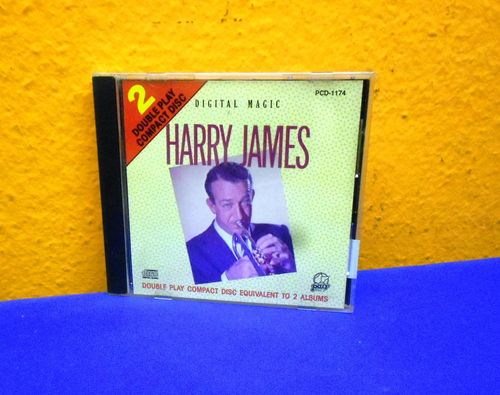 Harry James Digital Magic PCD-1174