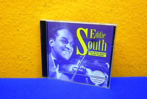 Eddie South The Dark Angel of the Fiddle CD