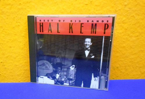 Hal Kemp Best Of Big Bands CD CK 45346