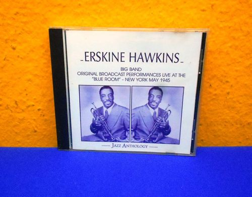 Erskine Hawkins Jazz Anthology Big Band CD