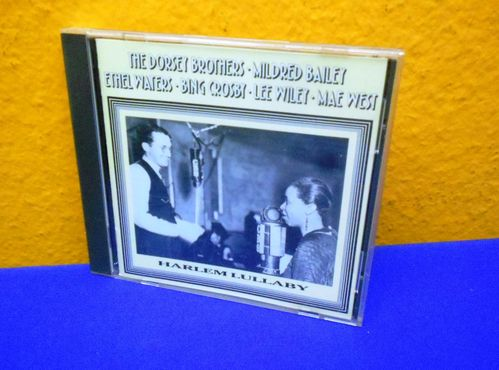 The Dorsey Brothers Harlem Lullaby HEP CD 1006