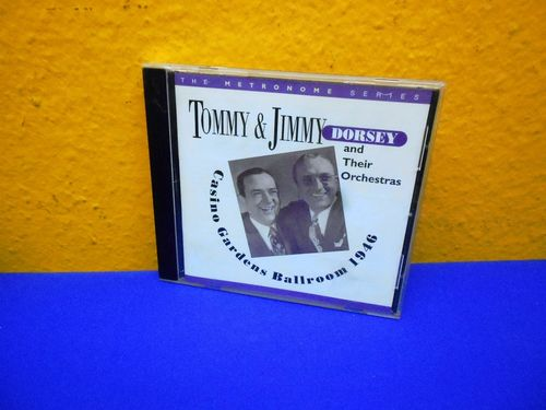 Dorsey Brothers At The Casino Gardens 1946 HEP CD 59