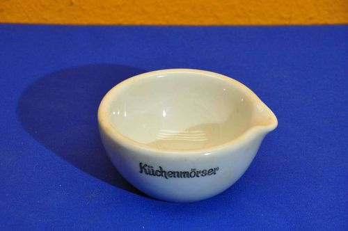 Kitchen mortar bowl made of Rösler porcelain Ø 10,5 cm