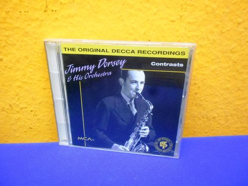 Jimmy Dorsey  And His Orchestra CONSTRASTS