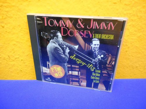 Tommy & Jimmy Dorsey & Their Orchestra dorsey-itis