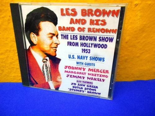 Les Brown Show Hollywood 1953 CD DAWE68
