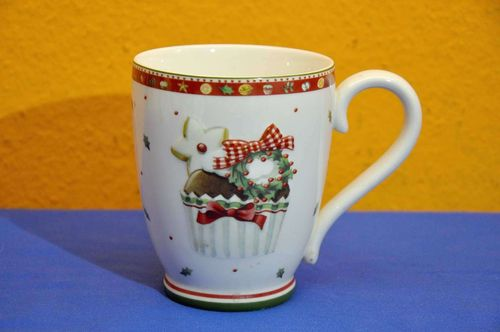 Villeroy & Boch Christmas Coffee Mug
